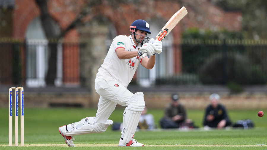 Recent Match Report Cambridge Marylebone Cricket Club